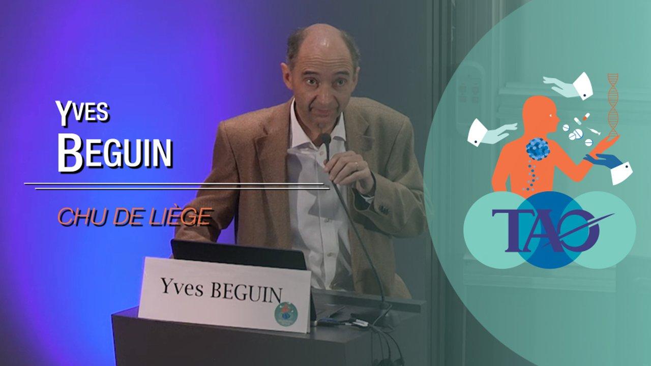 Yves Beguin